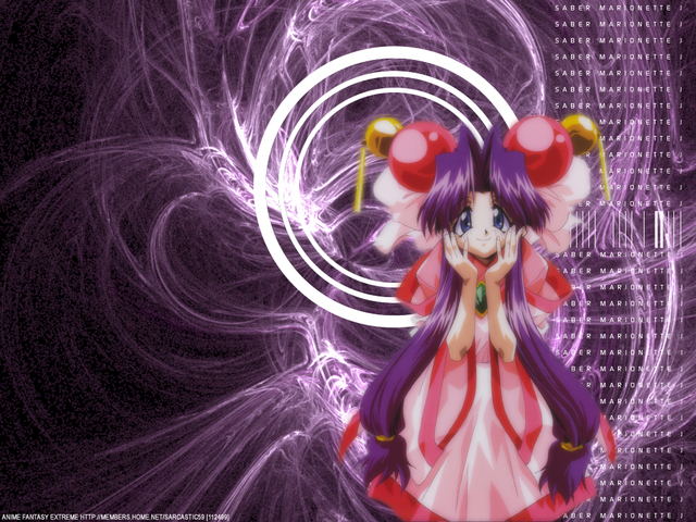 Saber Marionette J Anime Wallpaper #7