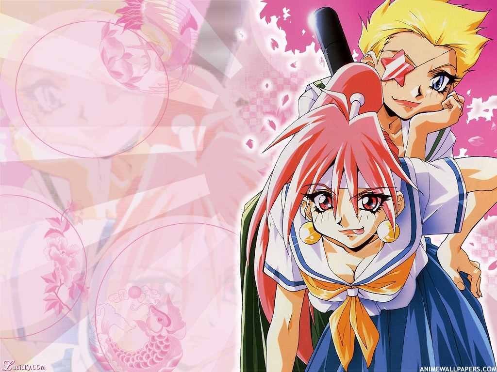 Saber Marionette J 2 Anime Wallpaper # 3