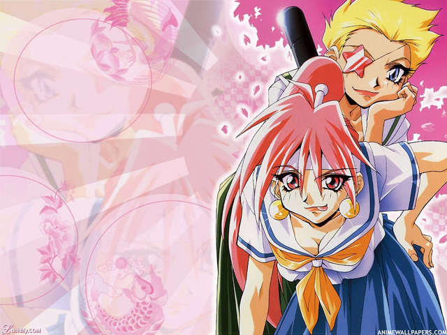 Saber Marionette J 2 Anime Wallpaper #3