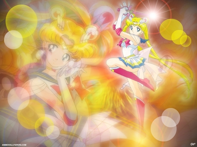 Sailor Moon Anime Wallpaper #28
