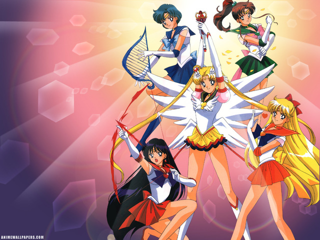 Sailor Moon Anime Wallpaper #2