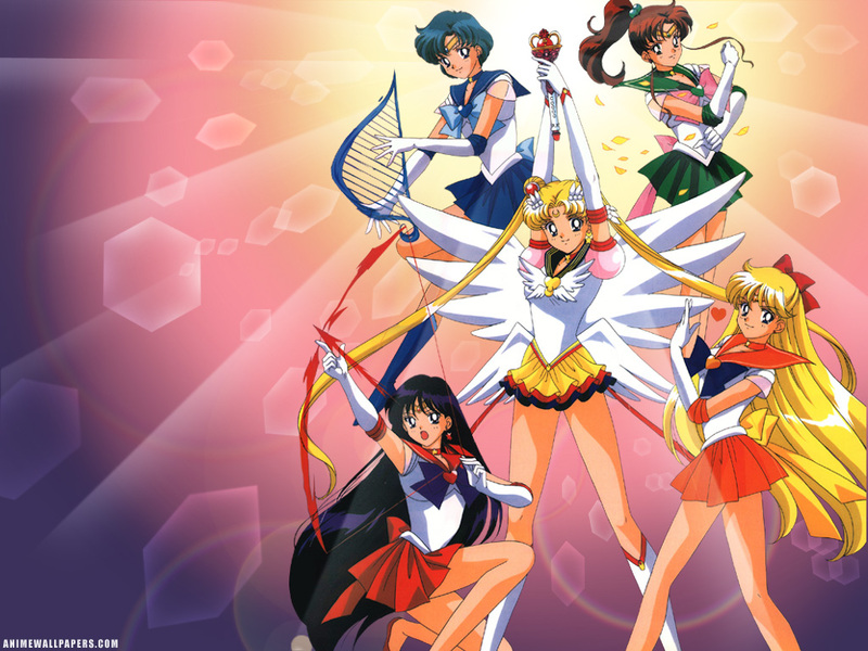 Sailor Moon Anime Wallpaper # 2