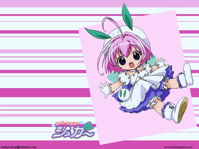 Tiny Snow Fairy Sugar Anime Wallpaper #1