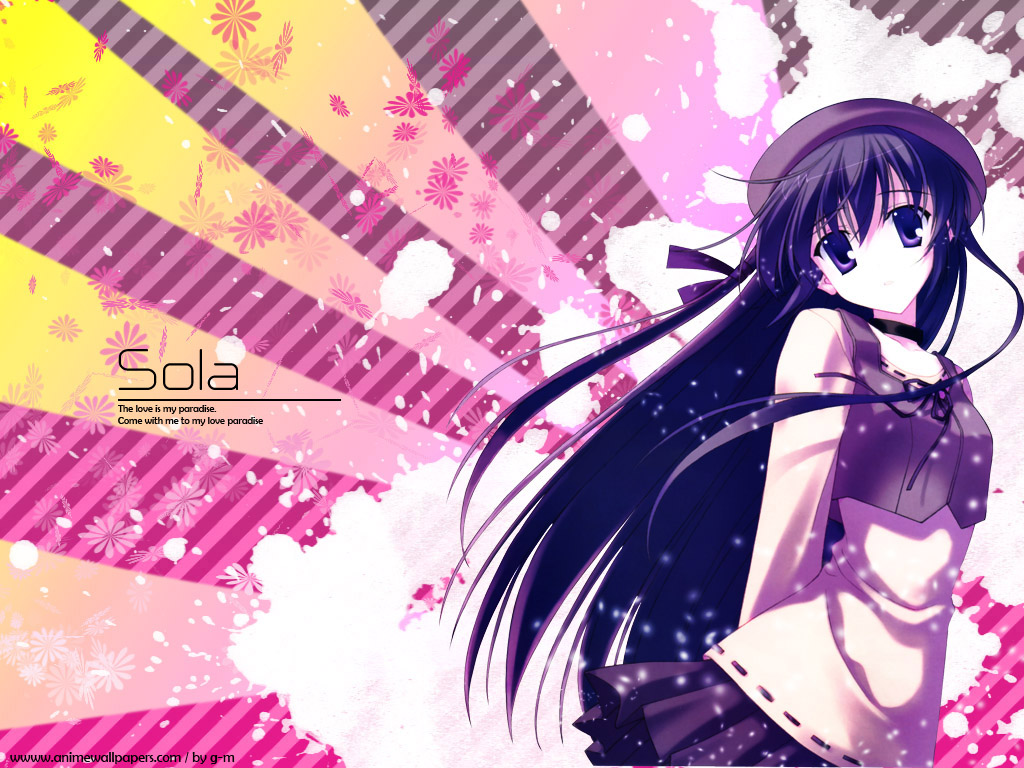 Sola Anime Wallpaper # 1