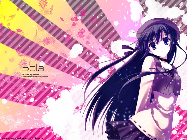 Sola Anime Wallpaper #1