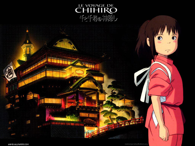 Spirited Away Anime Wallpaper #1