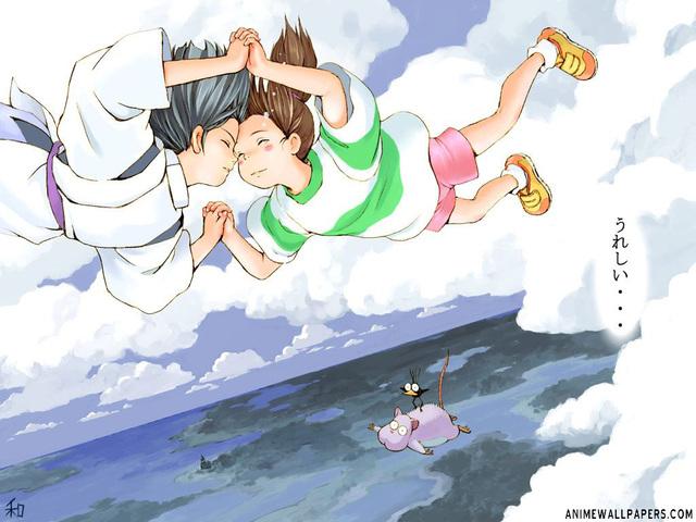 Spirited Away Anime Wallpaper #4