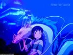 Spirited Away Anime Wallpaper # 5