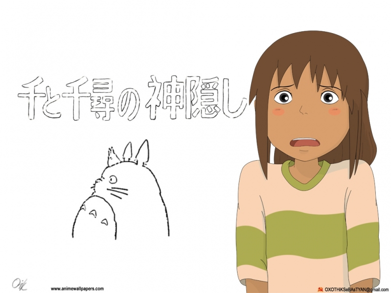 Spirited Away Anime Wallpaper # 6