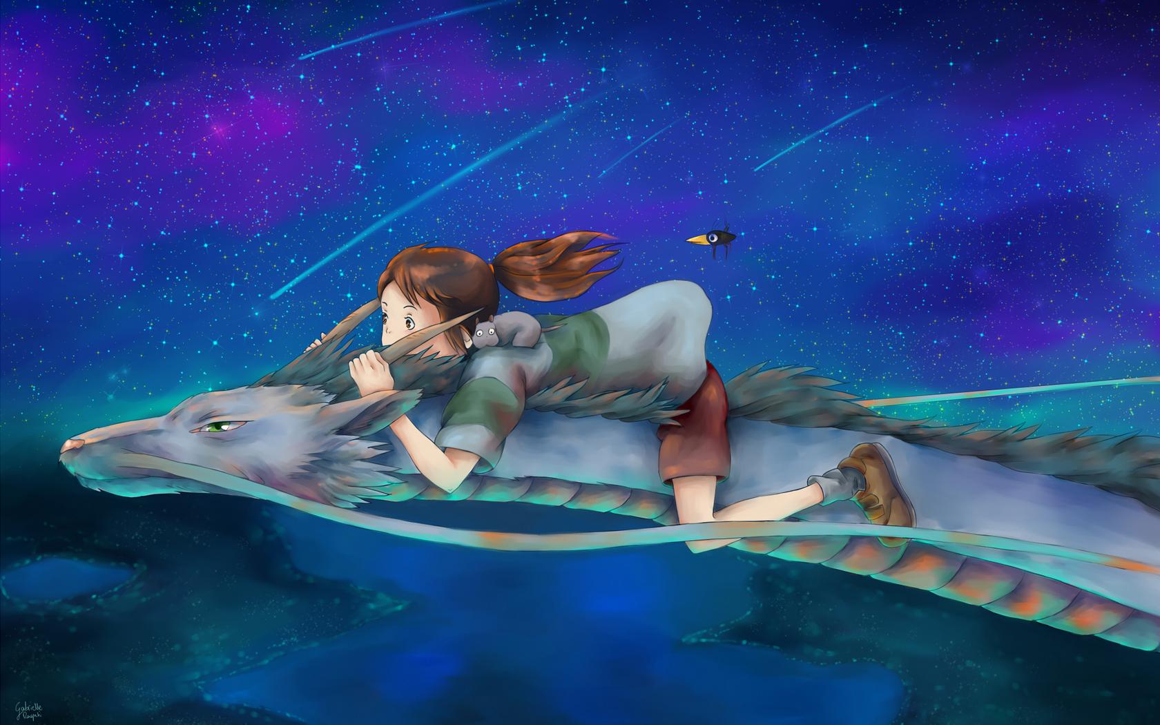 Spirited Away Anime Wallpaper # 7