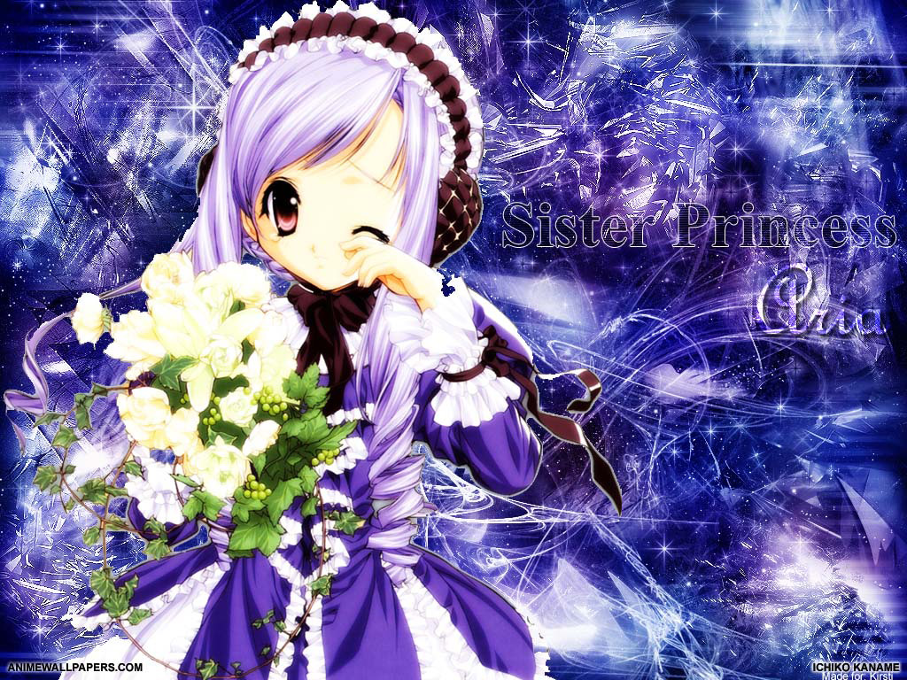 Sister Princess Anime Wallpaper # 17