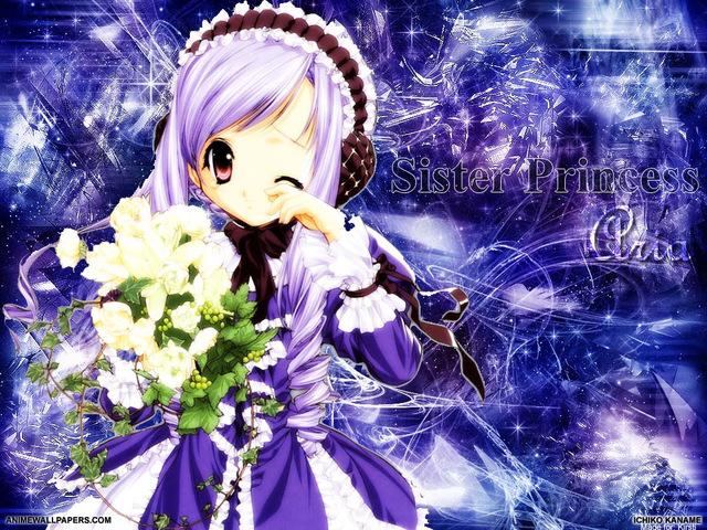 Sister Princess Anime Wallpaper #17