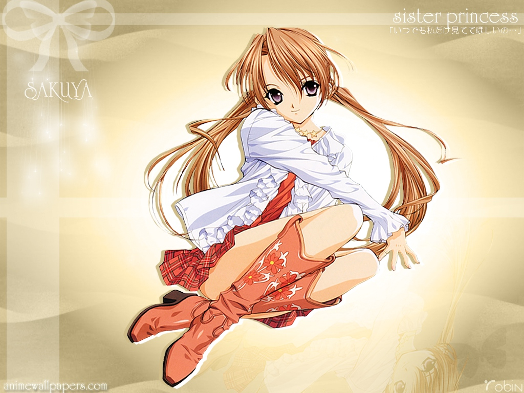 Sister Princess Anime Wallpaper # 4