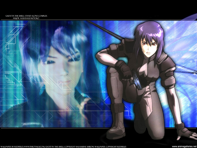 Ghost in the Shell: SAC Anime Wallpaper #19