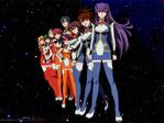 Starship Operators Anime Wallpaper # 1