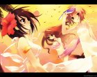 The Melancholy of Haruhi Suzumiya Anime Wallpaper # 10