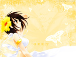 The Melancholy of Haruhi Suzumiya Anime Wallpaper # 29