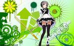 The Melancholy of Haruhi Suzumiya Anime Wallpaper # 33
