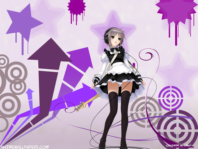 The Melancholy of Haruhi Suzumiya Anime Wallpaper #34