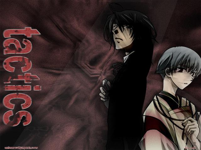 Tactics Anime Wallpaper #1