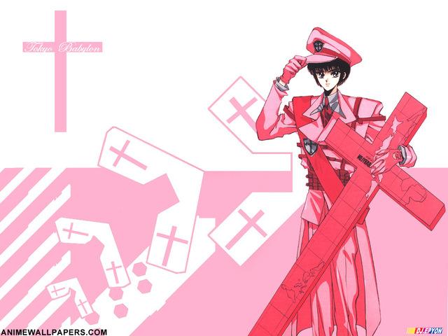 Tokyo Babylon Anime Wallpaper #1
