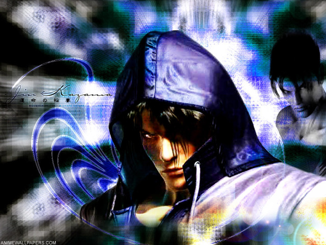 Tekken Anime Wallpaper #2