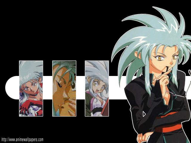 Tenchi Muyo! Anime Wallpaper #1