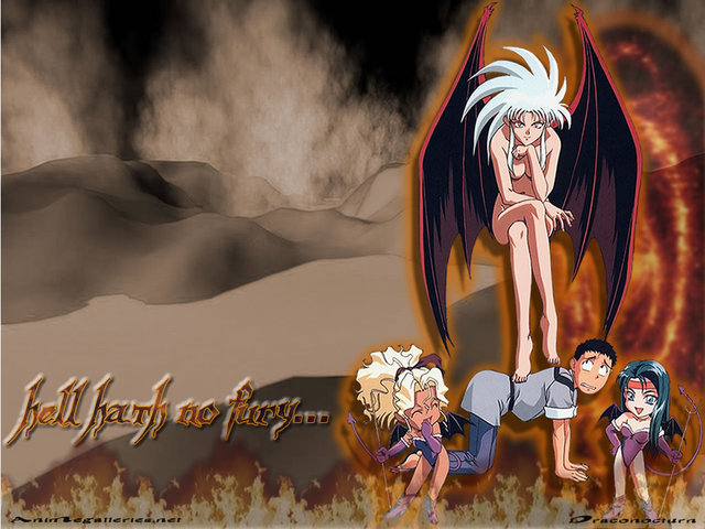 Tenchi Muyo! Anime Wallpaper #24