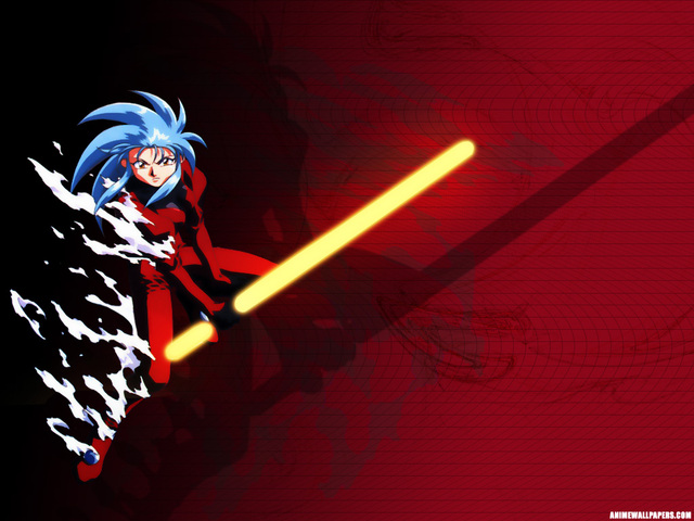 Tenchi Muyo anime picture