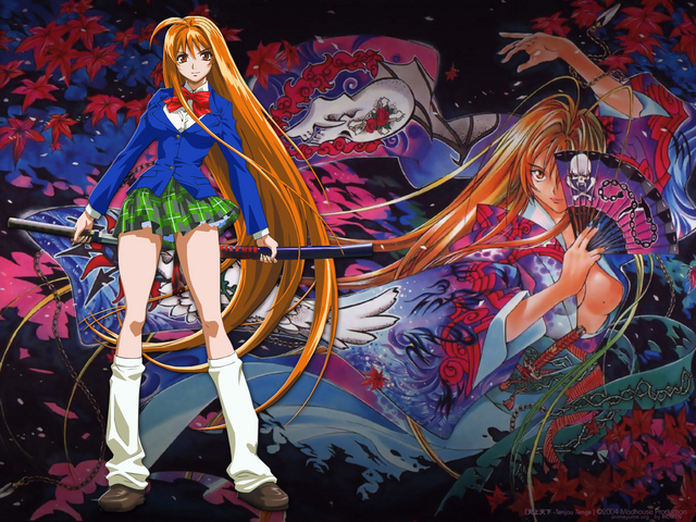 Tenjo Tenge Anime Wallpaper #12