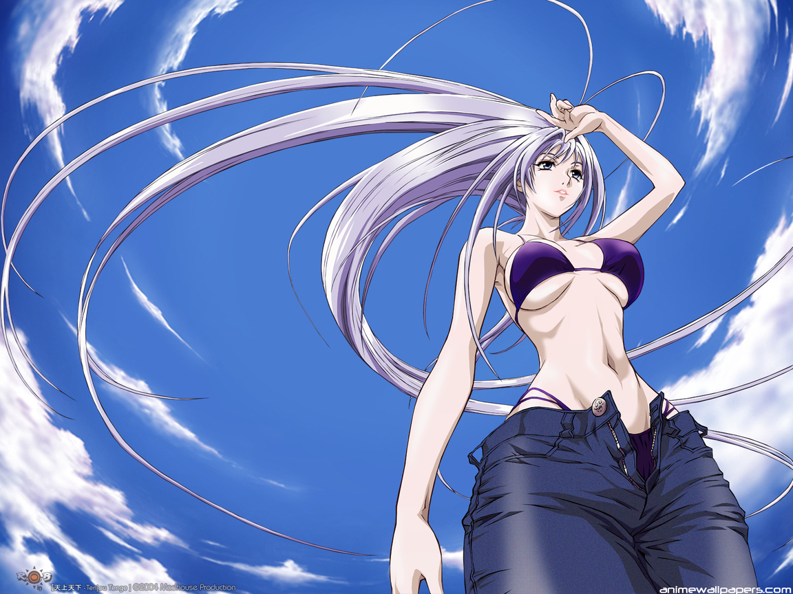Tenjo Tenge Anime Wallpaper # 4