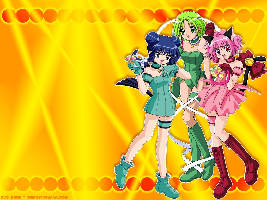 Tokyo MewMew Anime Wallpaper # 1