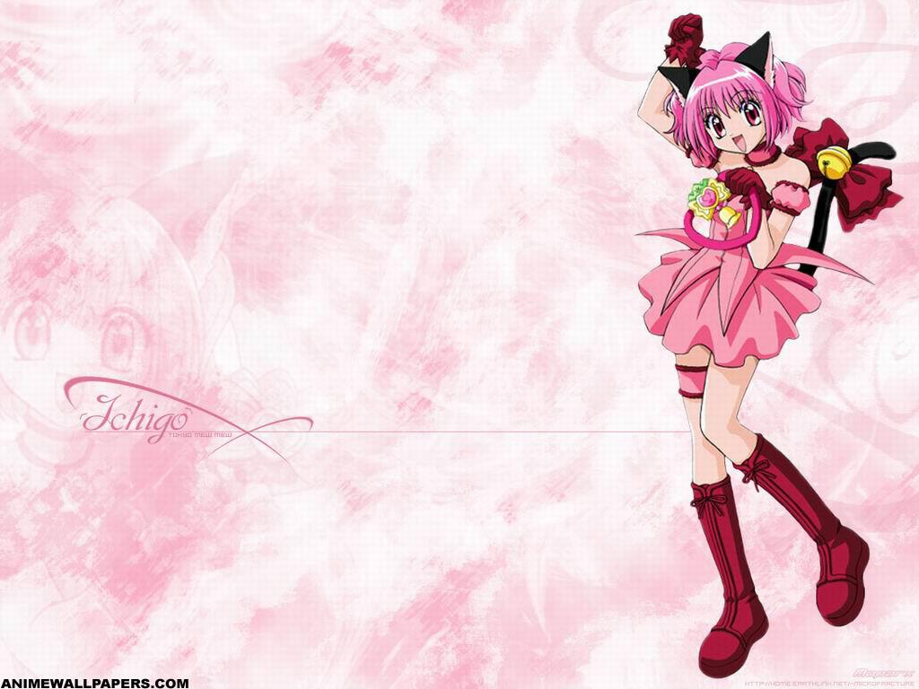 Tokyo MewMew Anime Wallpaper # 2