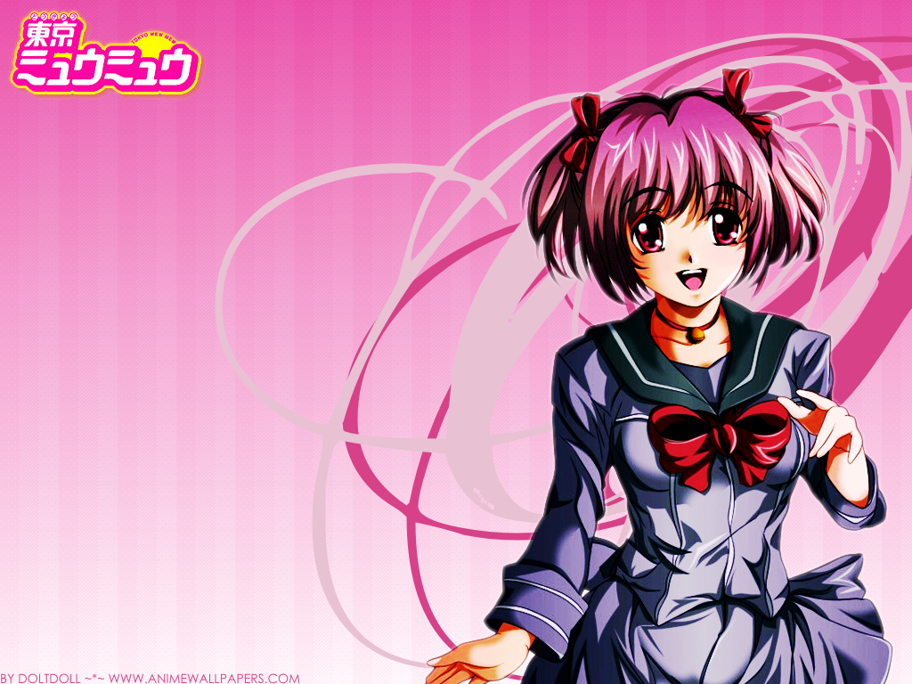 Tokyo MewMew Anime Wallpaper # 4