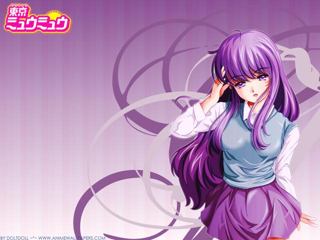 Tokyo MewMew Anime Wallpaper #5