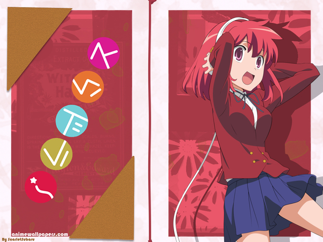 Toradora! Anime Wallpaper #1