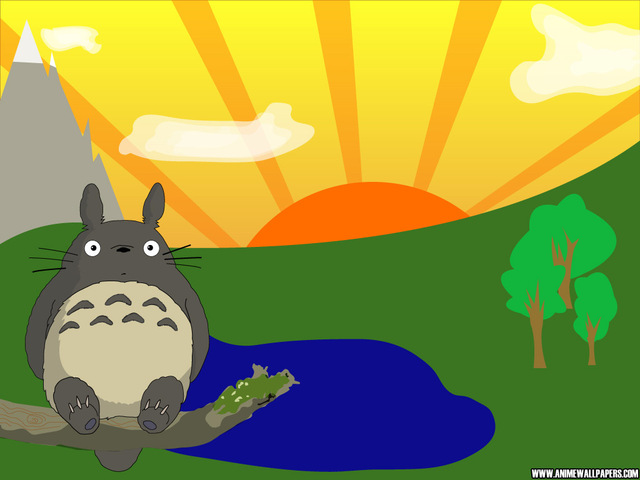 My Neighbor Totoro Anime Wallpaper #1