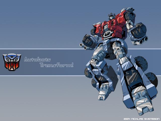Transformers Anime Wallpaper #10