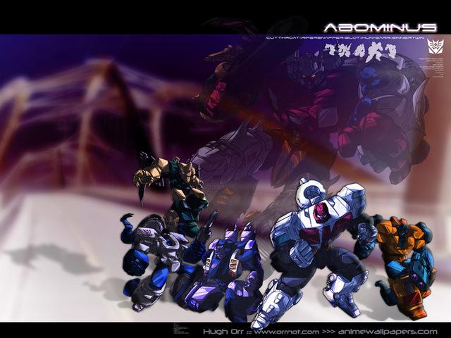 Transformers Anime Wallpaper #1