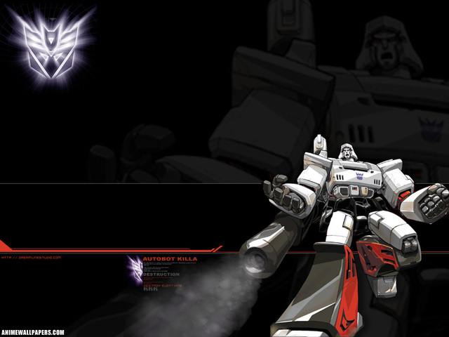 Transformers Anime Wallpaper #2
