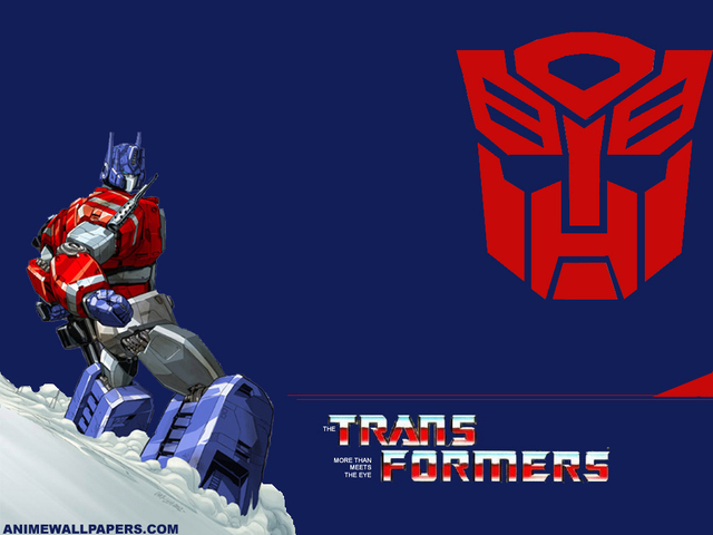Transformers Anime Wallpaper #4