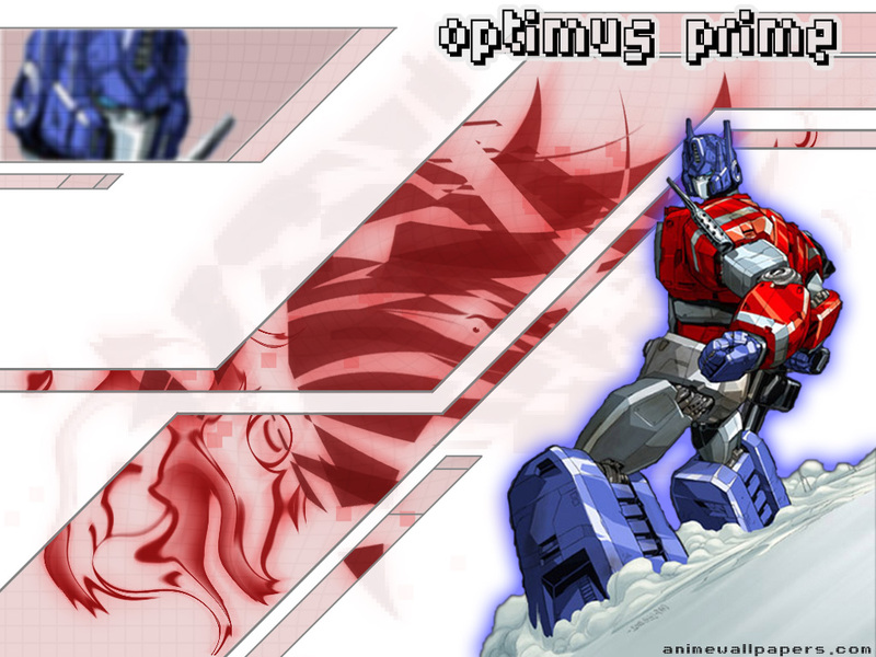 Transformers Anime Wallpaper # 9