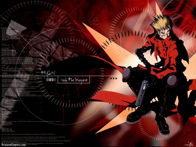 Trigun Anime Wallpaper #11