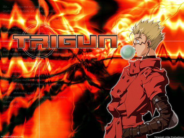 Trigun Anime Wallpaper #12