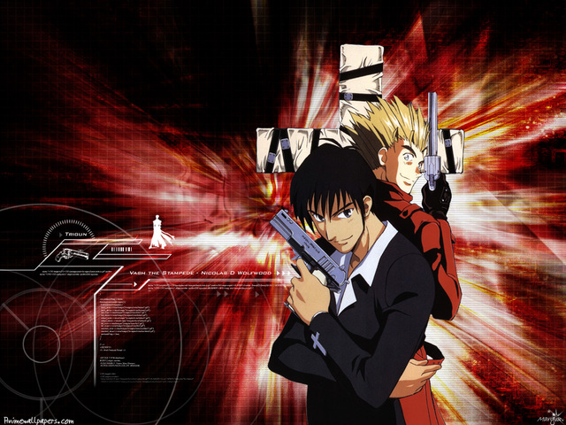 Trigun Anime Wallpaper #14