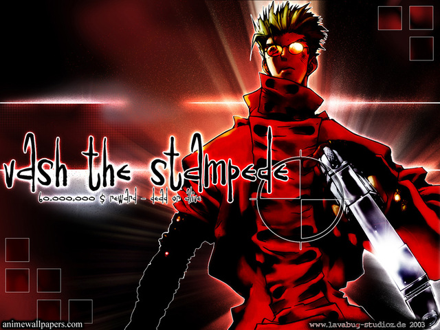 Trigun Anime Wallpaper #17