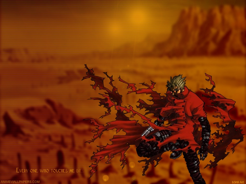 Trigun Anime Wallpaper # 19