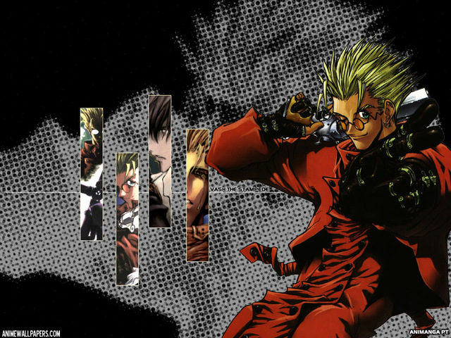 Trigun Anime Wallpaper #1