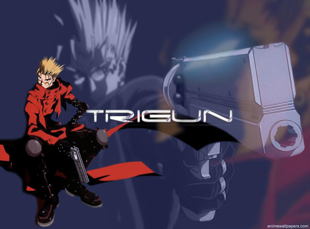 Trigun Anime Wallpaper #25
