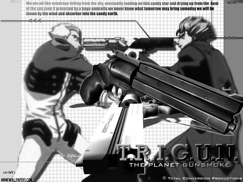 Trigun Anime Wallpaper # 26